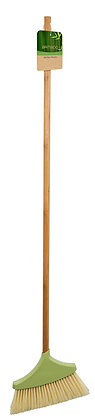 Bamboo Naturals Greenery Kitchen Broom
