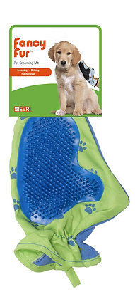 Fancy Fur Pet Grooming Mitt