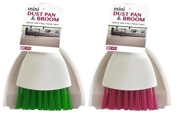 Mini Dustpan and Broom
