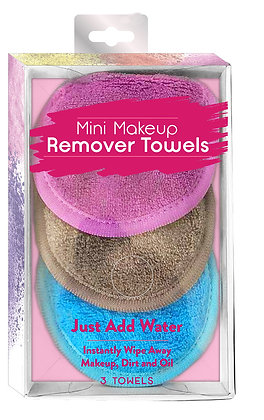 Mini Makeup Remover Towels