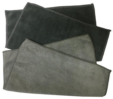 Sophisti-Clean Stainless Steel Microfiber Cleaning Cloths 20 PK