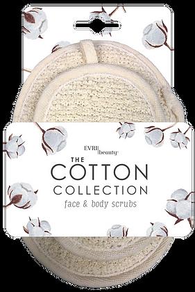 The Cotton Collection Face & Body Scrubs