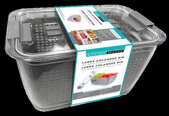 Kitchen Spaces Large Colander Bin