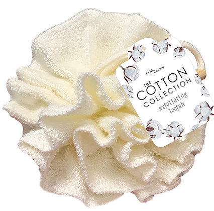 The Cotton Collection Exfoliating Loofah
