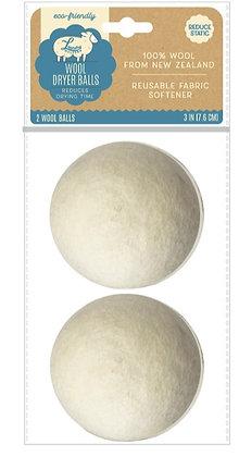Wool Dryer Balls 2 PK