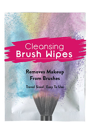 Cleansing Brush Wipes 24pk