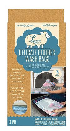 Delicate Clothes Wash Bag 3 PC