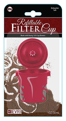 Refillable Filter Cups (1.0 only)