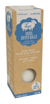 Wool Dryer Balls 3 PK