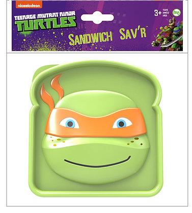 Teenage Mutant Ninja Turtles Sandwich Sav'R