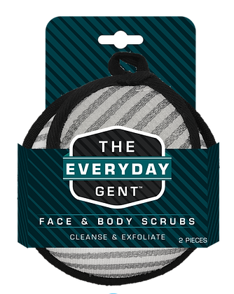 The Everyday Gent Face & Body Scrubs