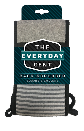 The Everyday Gent Back Scrubber