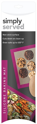 Simply Served Silicone Baking Mat
