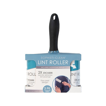 Sophisti-Clean® Lint Roller with 2 refills