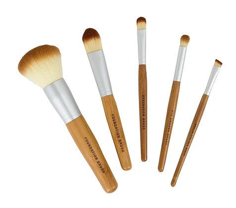 Bamboo Naturals Everyday Brush Set