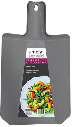 Simply Served Foldable Cutting Board