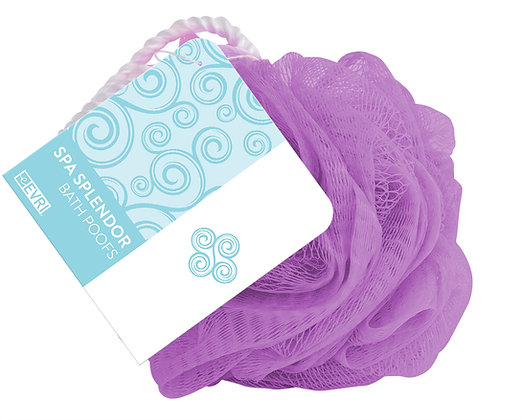 Spa Splendor Bath Poofs