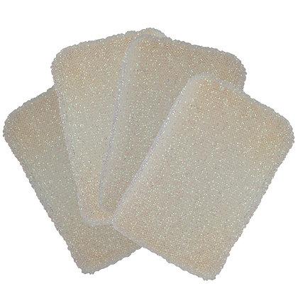 Sophisti-Clean Stainless Steel Multipurpose Cleaning Sponges
