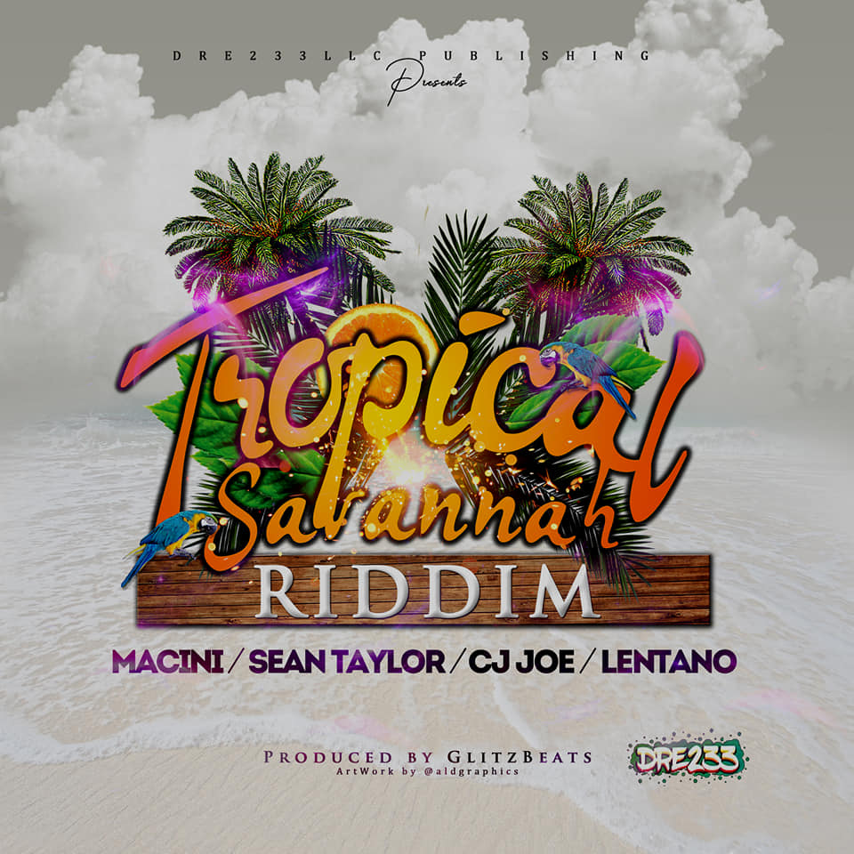 Tropical Savannah Riddim (Afrobeats)