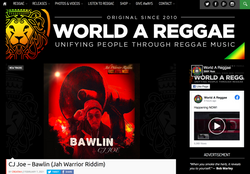 """BAWLIN"" New Release @World A Reggae"