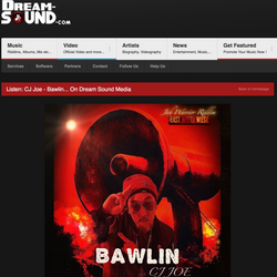 """""""BAWLIN"""" New Releases on @dreamsound"""