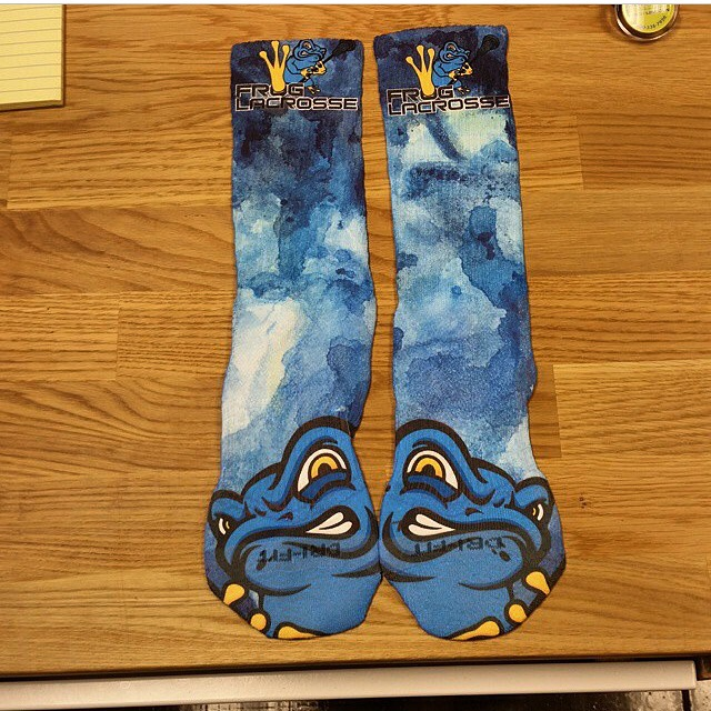 Frogs Socks