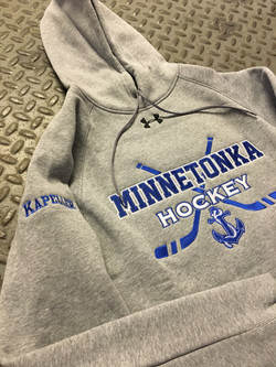 Minnetonka Tackle Twill Hockey
