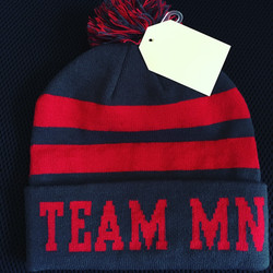 Team MN Knit Hats