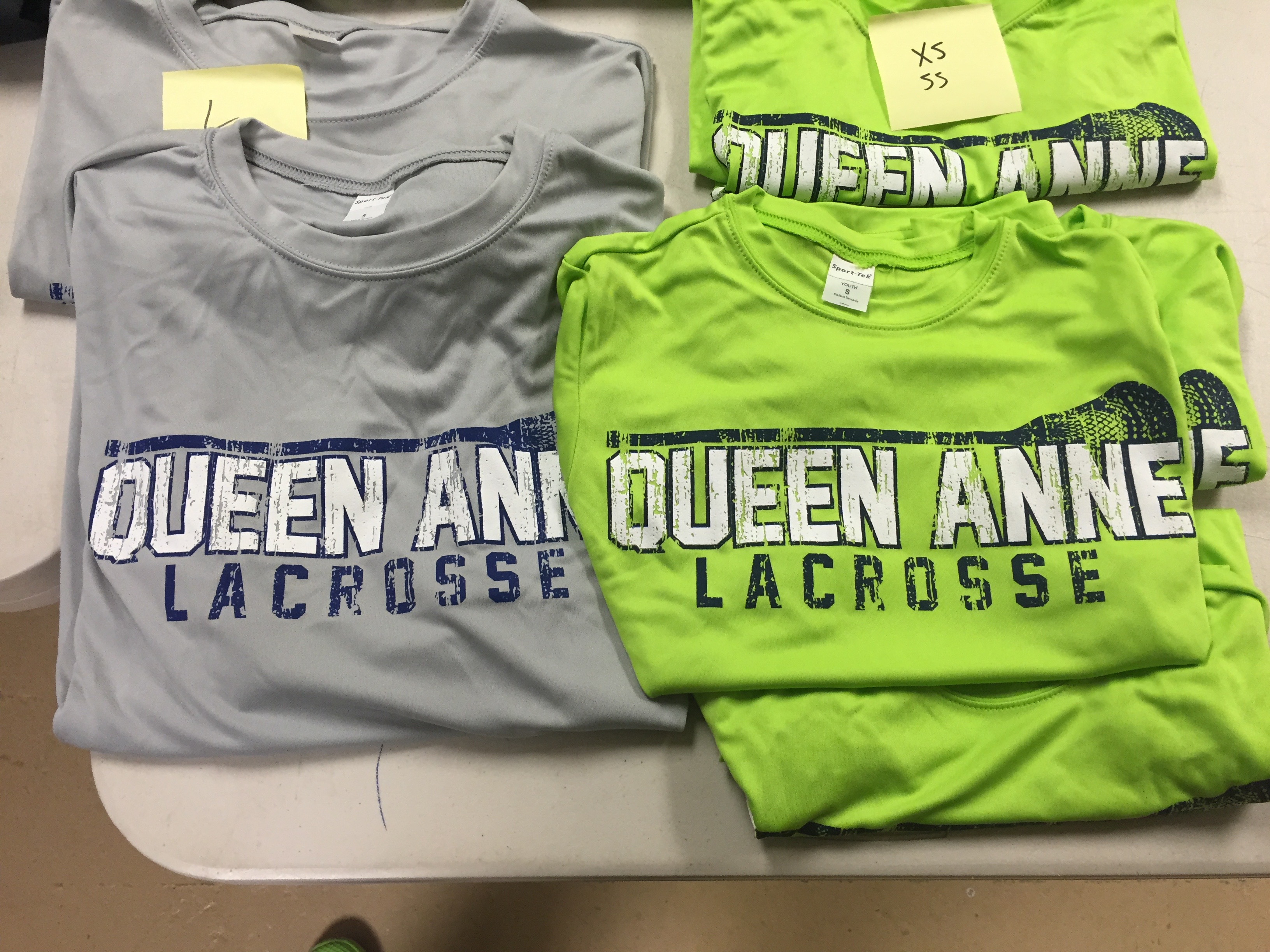 Queen Anne Shirts