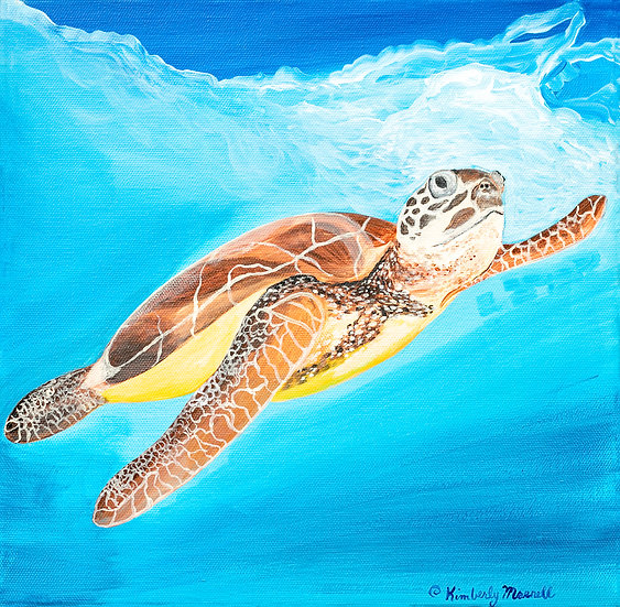 Sea Turtle - Digital Download