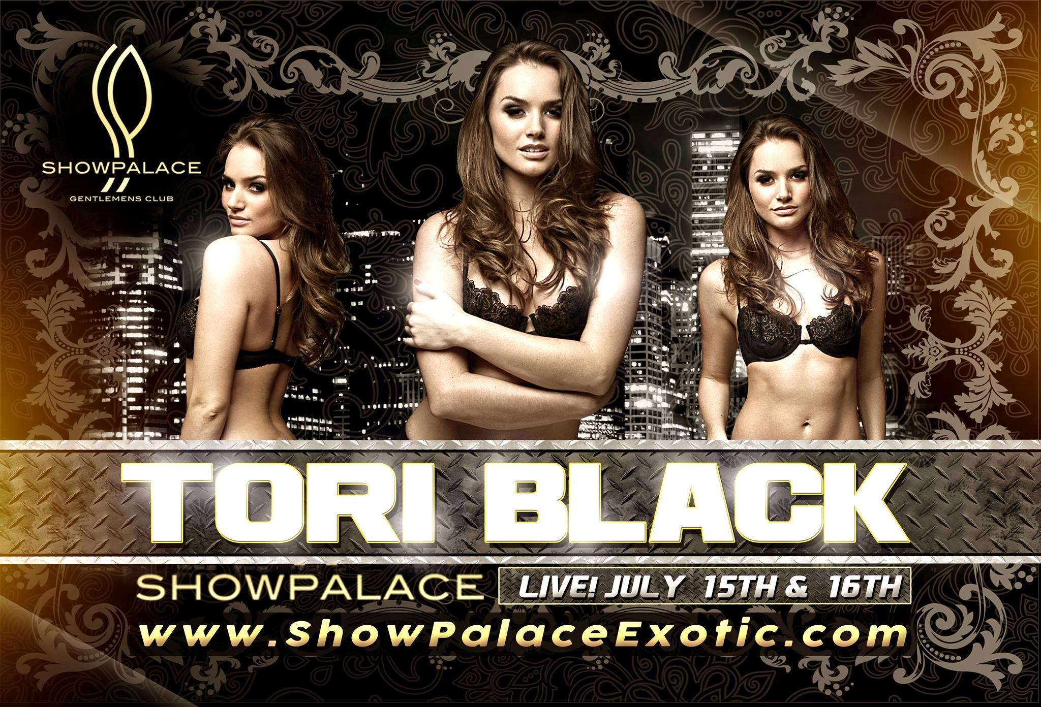 Tori Black Flyer