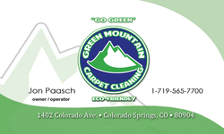 Green Mountain Card