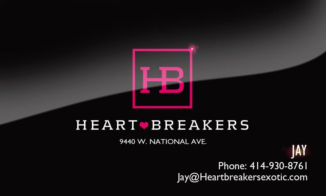 Heartbreakers Card