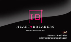Heartbreakers Card