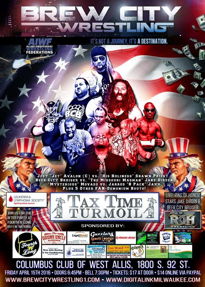 Tax Time Turmoil