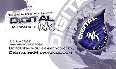Digital Ink Card