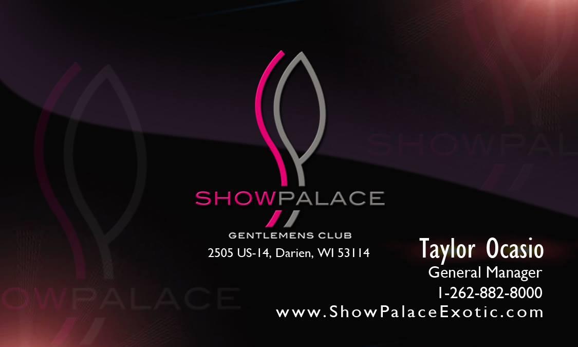 Showpalace Card
