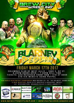 Blarney Bash