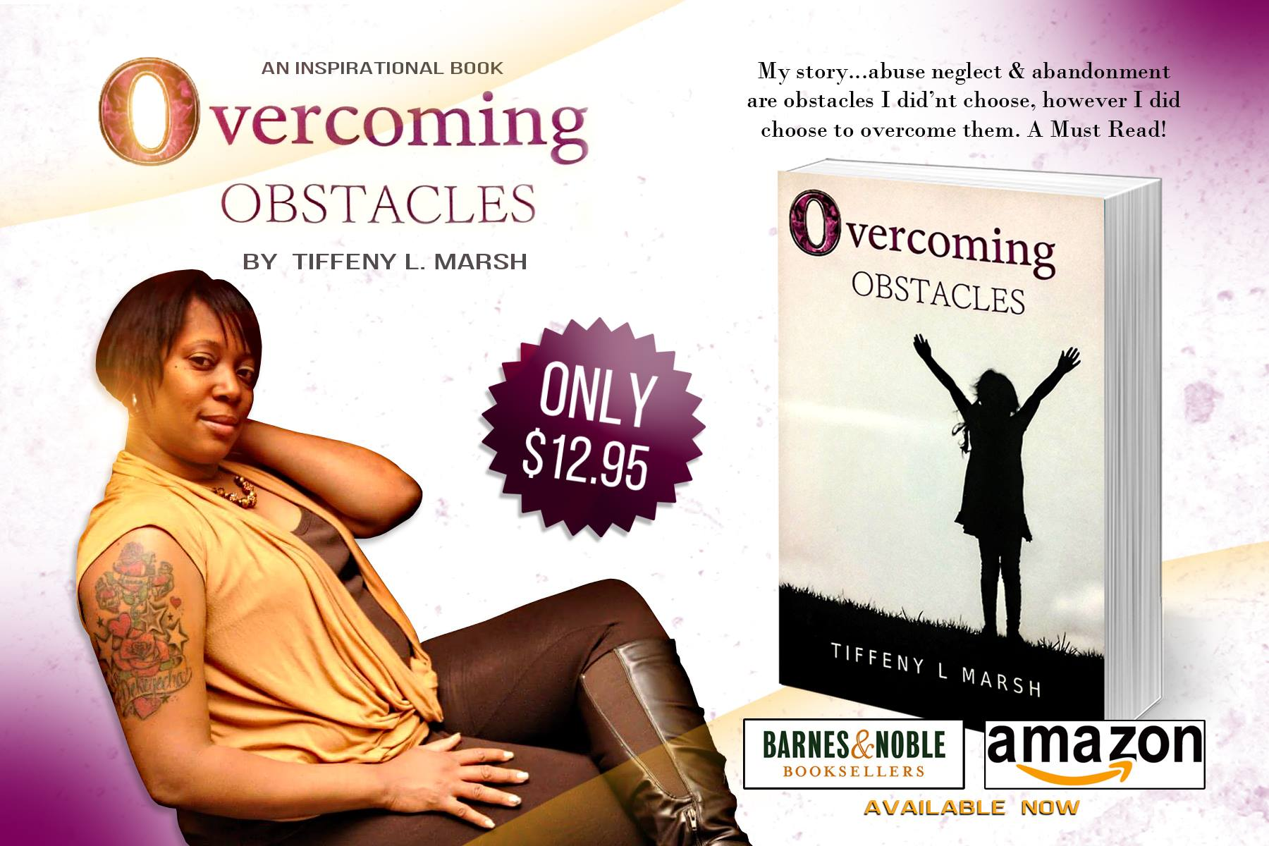 Overcoming Obstacles Flyer