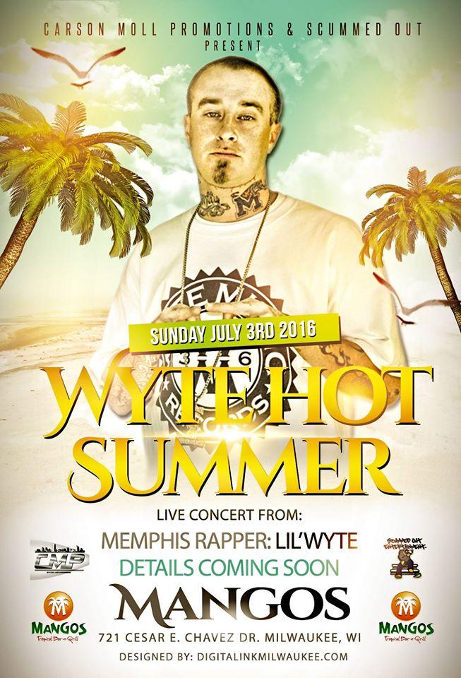 Wyte Hot Summer