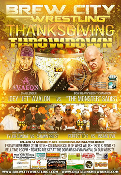 Thanskgiving Throwdown 2