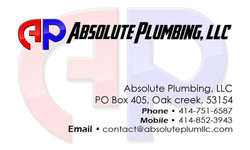Absolute Plumbing Card