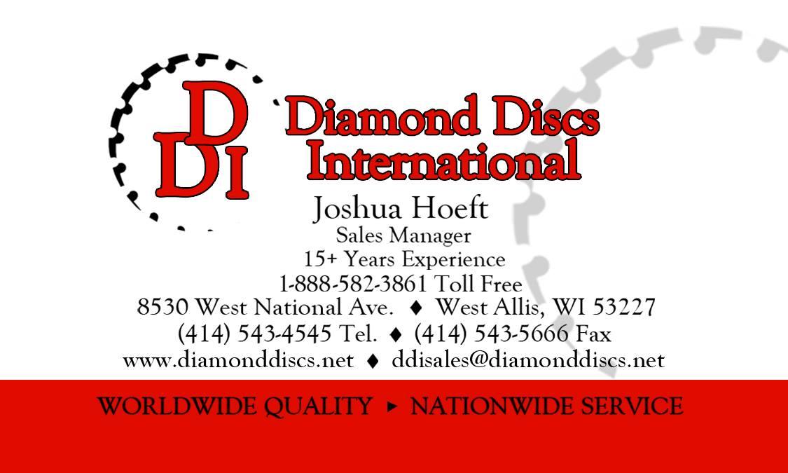DDI Intl. Card