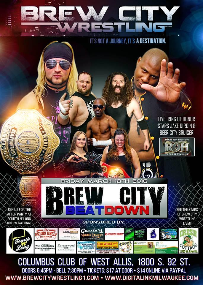 Brew City Beatdown