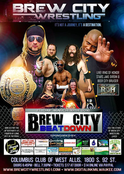 Brew City Beatdown