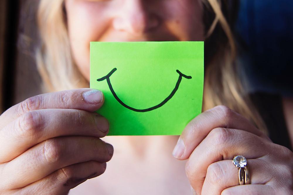 Sourire et confiance en soi