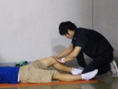 はりやお灸でスポーツでの怪我(捻挫、打撲、違和感)を治しませんか(^^?
