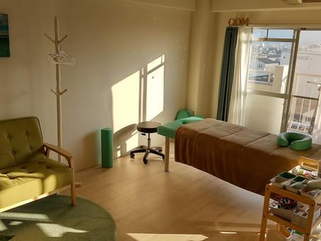 治療院は施術がすべてではない。QOMはり・きゅう院の流れ。