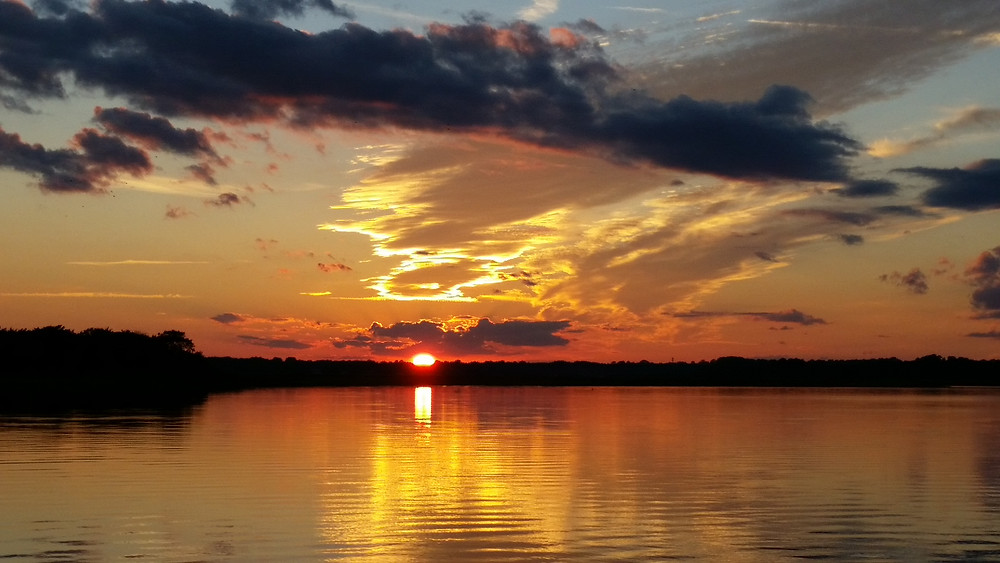 Sunset in Siesta Key