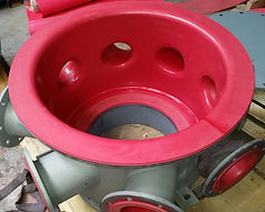 rubber, lining, rubber lining, linatex